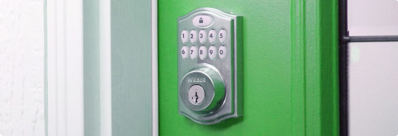 Smart lock hero image