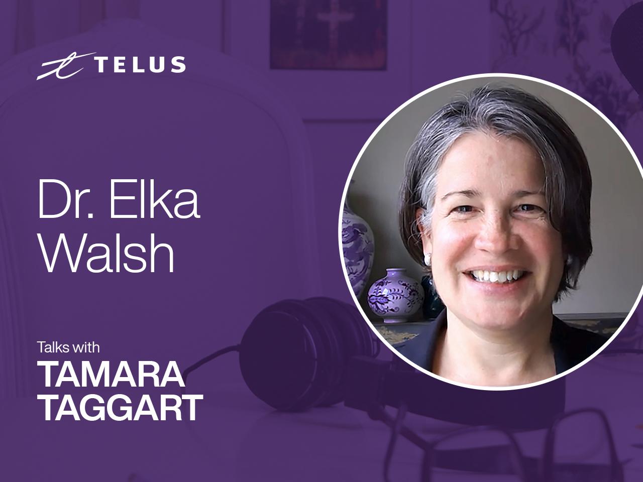 Dr. Elka Walsh, President & CEO at UDiscover Learning Inc.