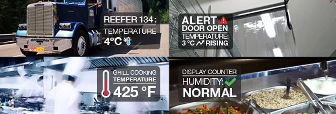 IoT: Keeping food safe with temperature monitoring tools