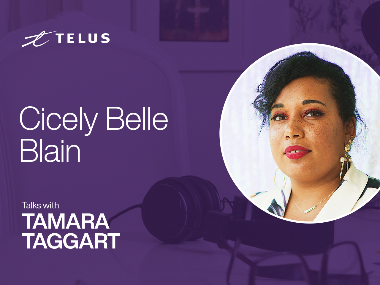 Vancouver-based diversity and inclusion consultant Cicely Belle Blain