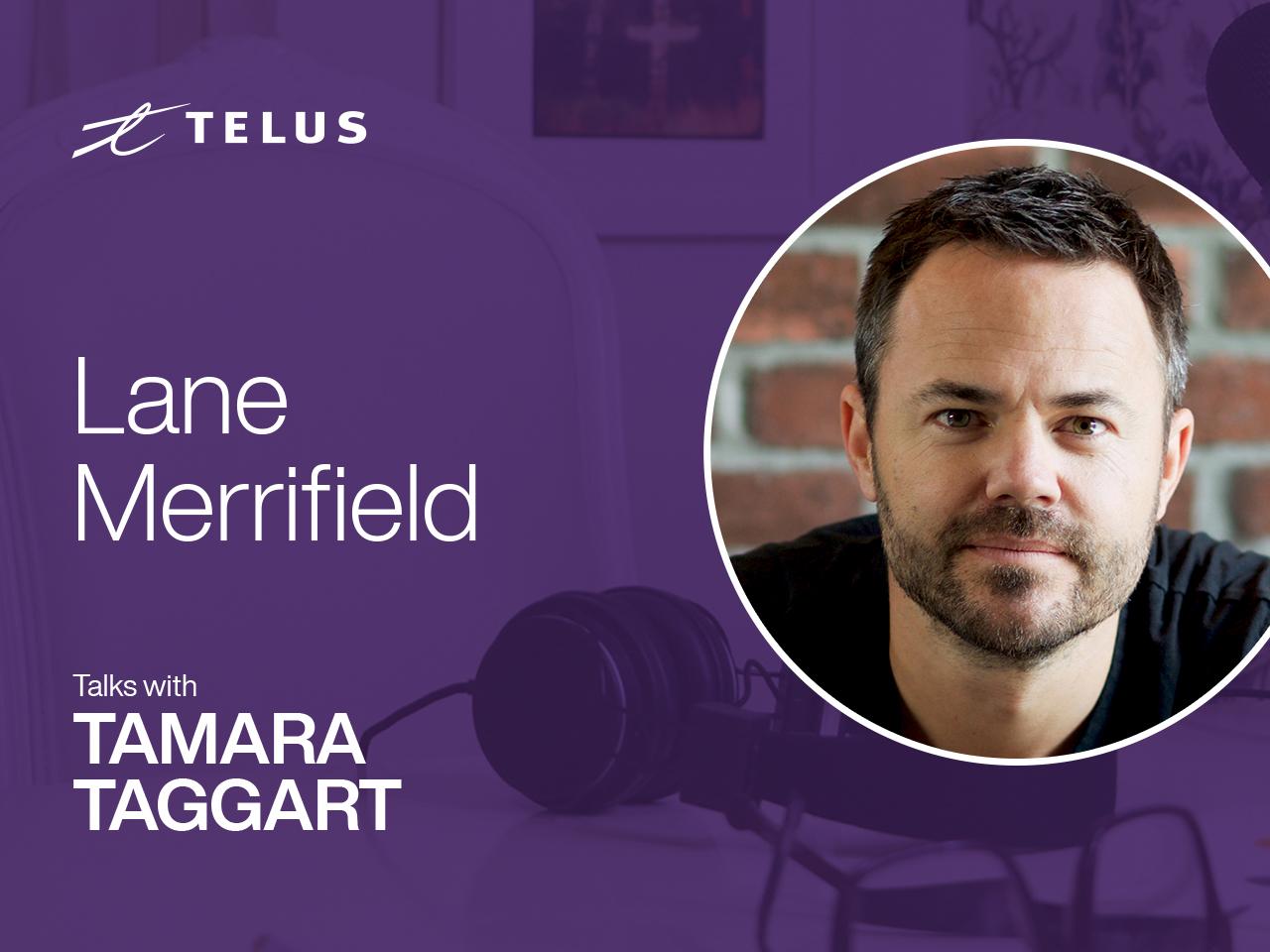 CBC Dragon, tech entrepreneur and Club Penguin creator, Lane Merrifield