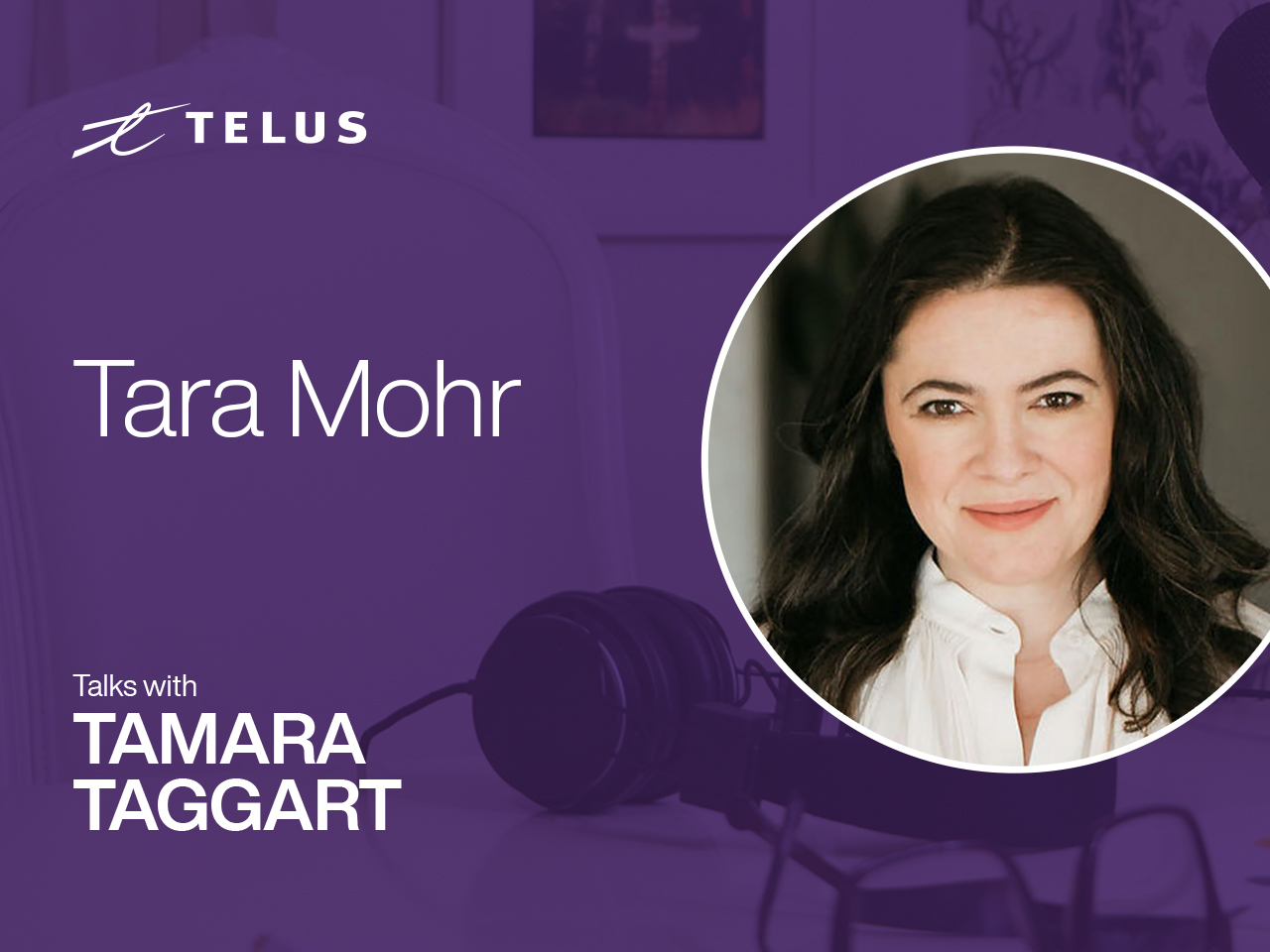 Women's leadership expert Tara Mohr