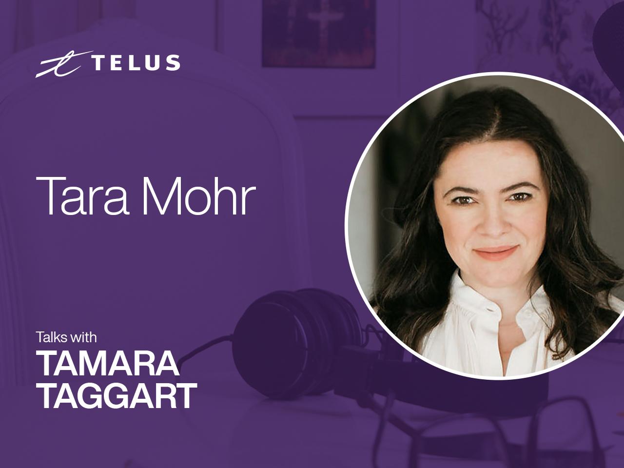 Women's leadership expert Tara Mohr