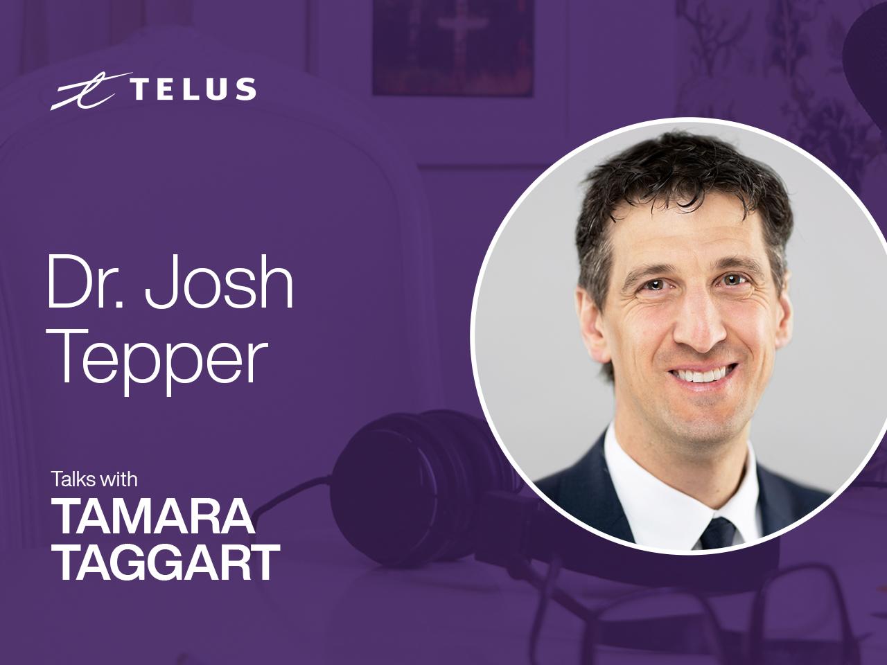 Dr. Joshua Tepper