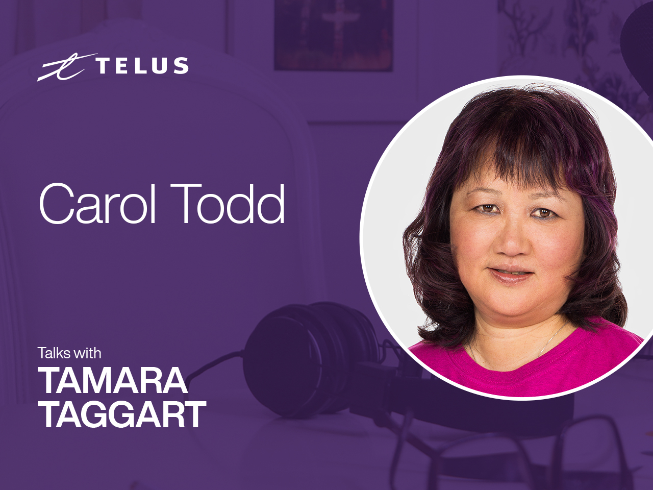Anti-bullying advocate Carol Todd