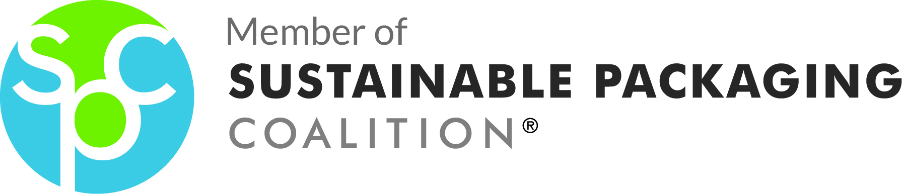 Member of Sustainable Packaging Coalition