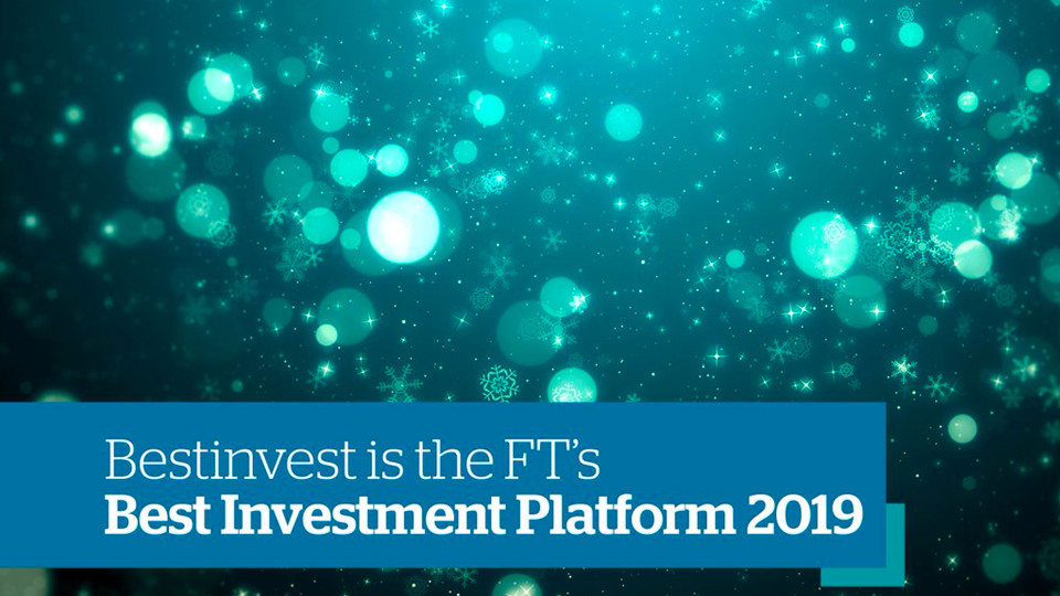 Splendid's long term client Tilney wins Best Fund Platform 2019 for their BestInvest platform – for the third year running