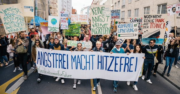 Highlight Klimastreik