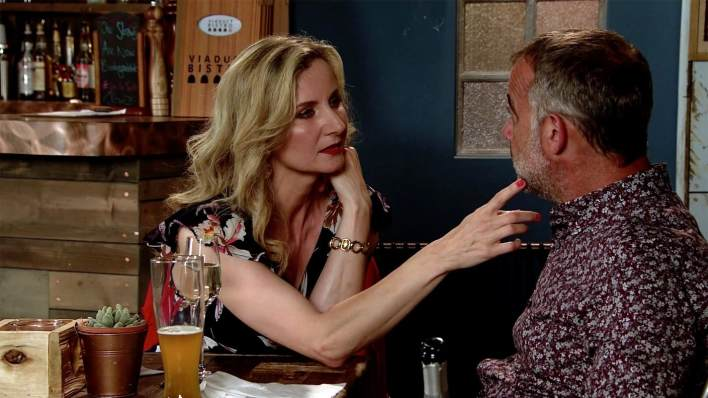 Martine and Kevin - Coronation Street - ITV
