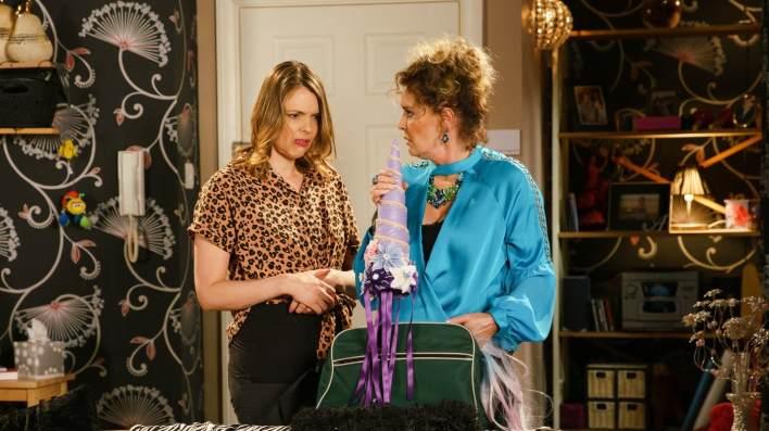 Liz and Tracy - Coronation Street - ITV