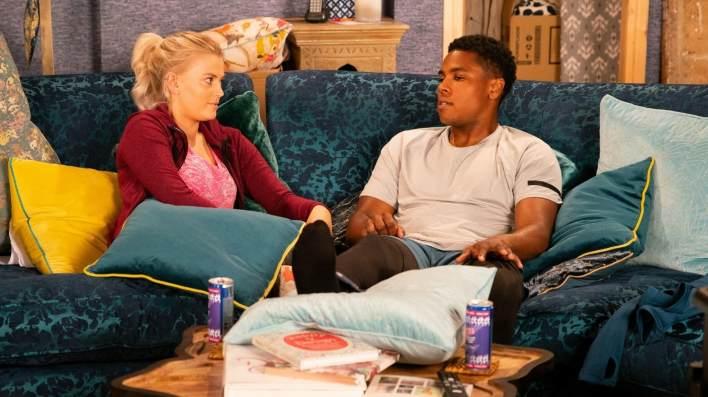 Bethany and James - Coronation Street - ITV