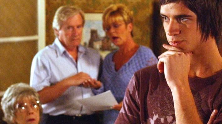 Blanche, Ken, Deirdre and Adam - Coronation Street - ITV