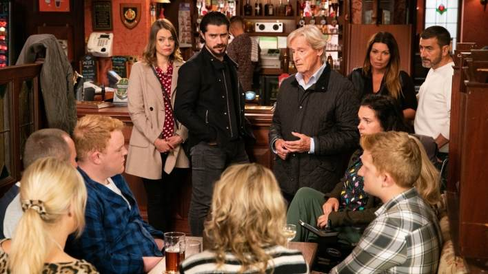 Tinkers and Barlows - Coronation Street - ITV