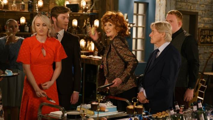 Bertie's Christening - Coronation Street - ITV