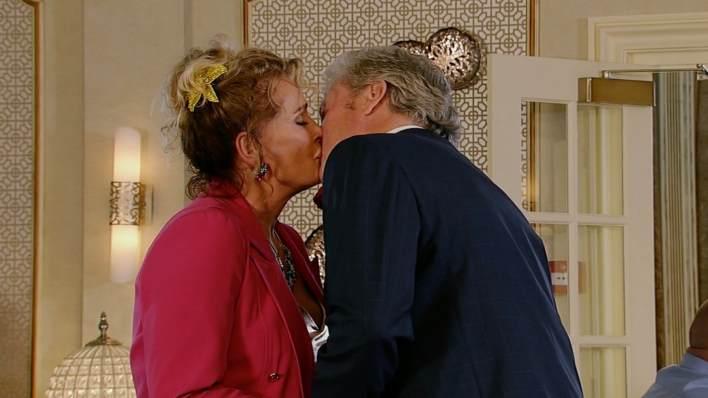 Liz and Jim - Coronation Street - ITV