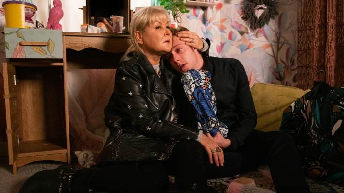 Beth and Daniel - Coronation Street - ITV
