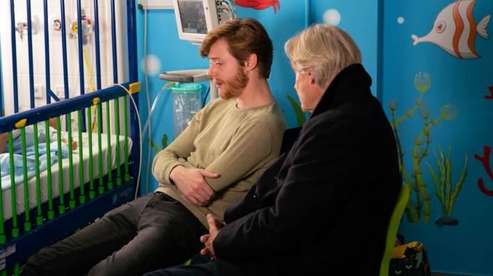 Daniel and Ken - Coronation Street - ITV
