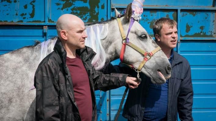 Tim and Steve - Coronation Street - ITV