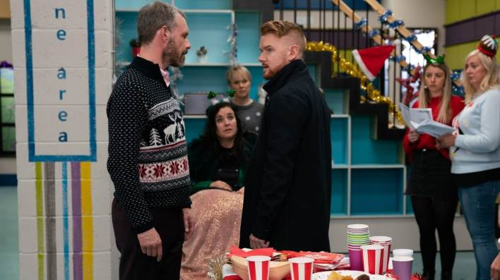 Nick and Gary - Coronation Street - ITV