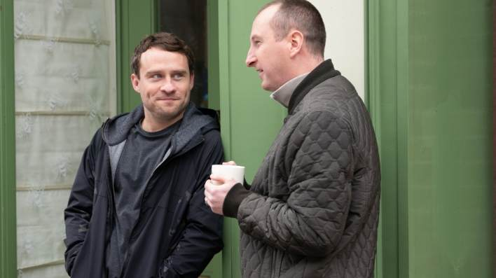 Paul and Kirk - Coronation Street - ITV