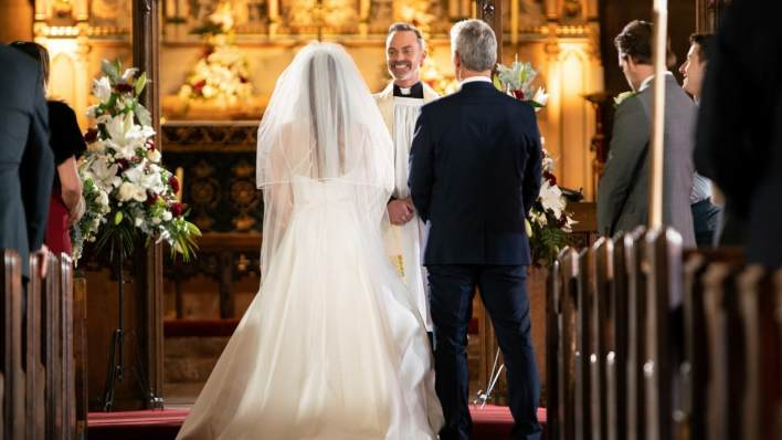 Michelle, Billy and Robert - Coronation Street - ITV