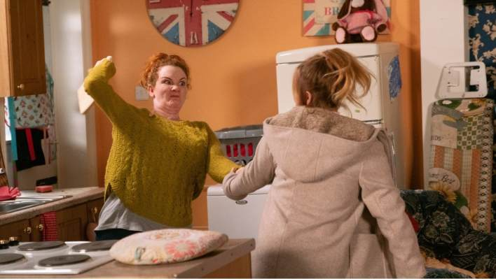 Fiz and Jade - Coronation Street - ITV