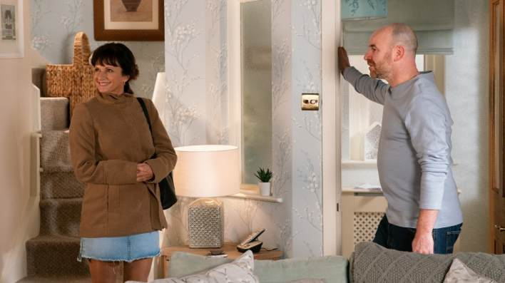 Charlie and Tim - Coronation Street - ITV
