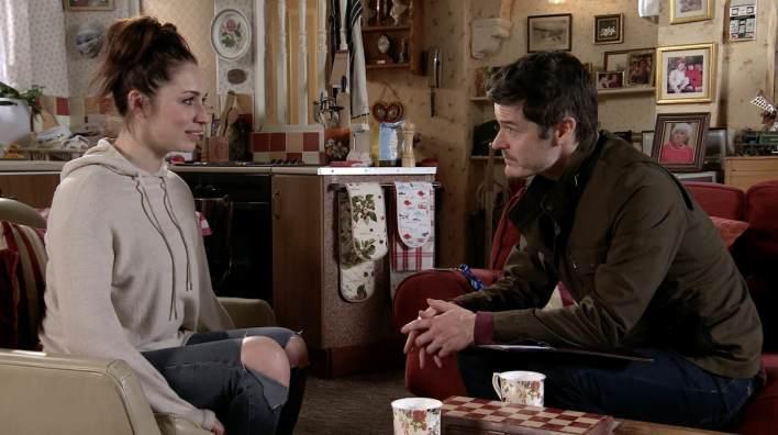 Shona and Aaron - Coronation Street - ITV