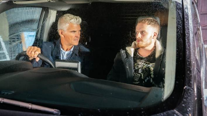 Tyler and Robert - Coronation Street - ITV