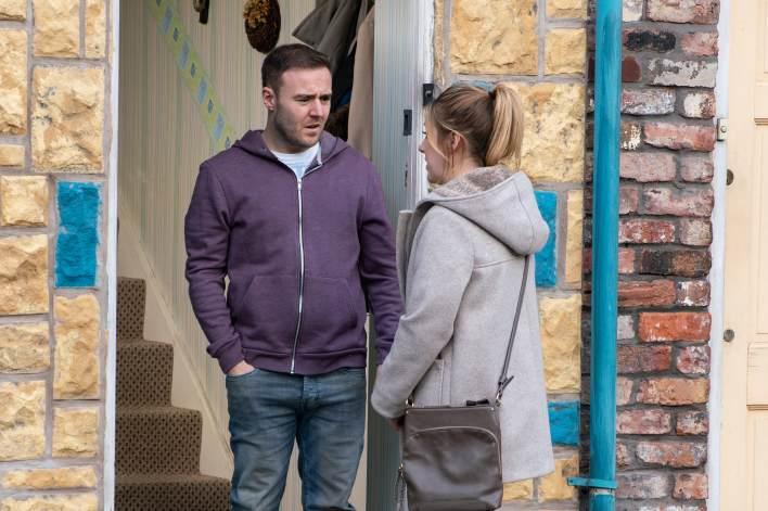 Tyrone and Jade - Coronation Street - ITV