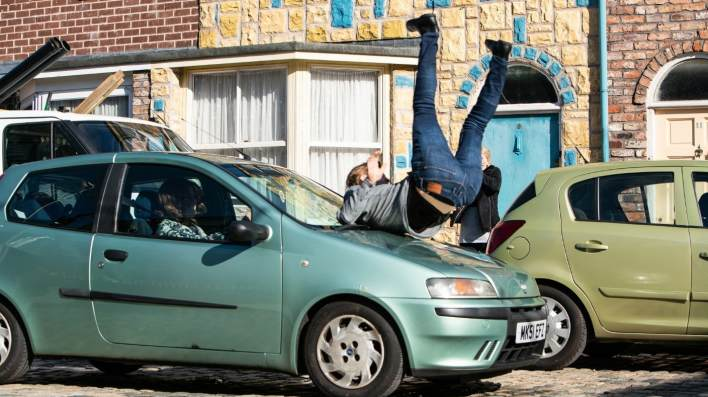 Daniel - Coronation Street - ITV