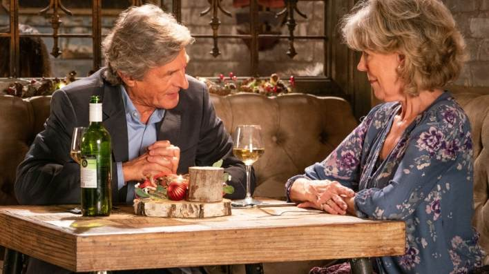 Lewis and Audrey - Coronation Street - ITV