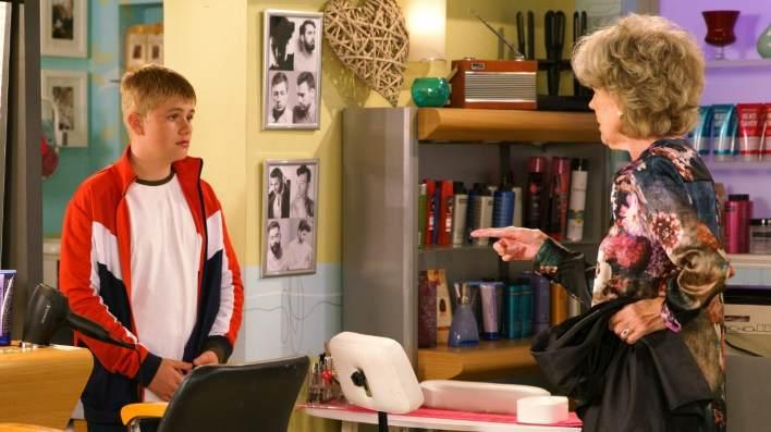 Max and Audrey - Coronation Street - ITV