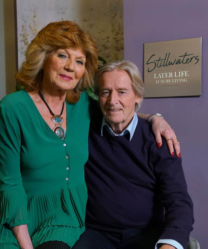 Claudia and Ken, Coronation Street, ITV