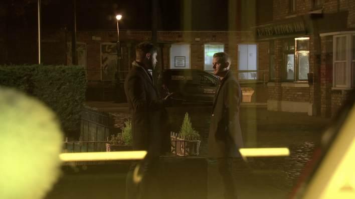 Adam and Gary - Coronation Street - ITV