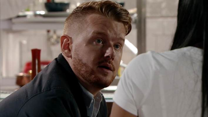 Gary and Ryan - Coronation Street - ITV