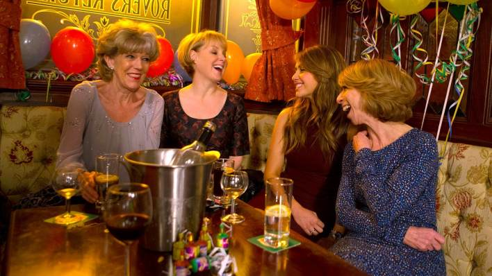 Audrey, Sally, Maria and Gail - Coronation Street  - ITV