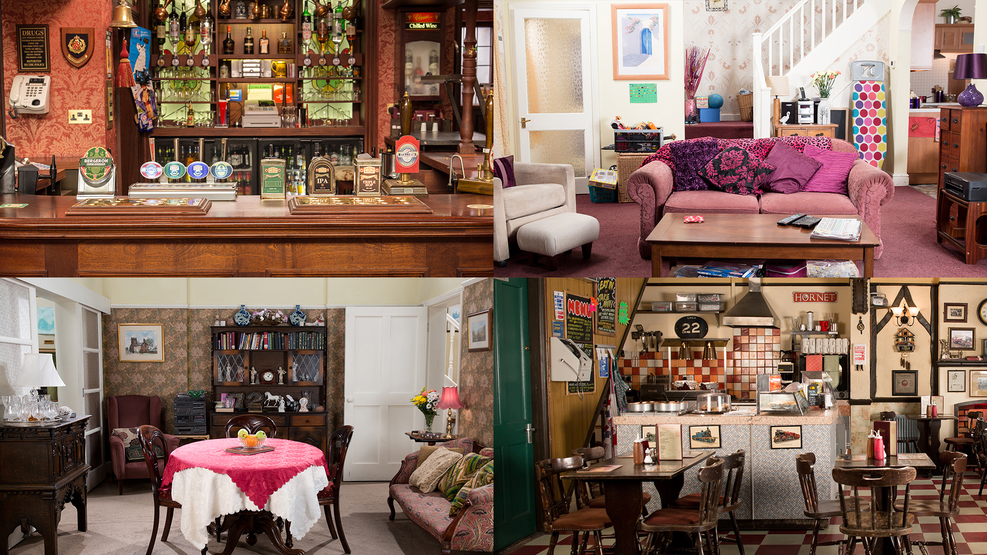 Download Coronation Street Backgrounds For Video Calls