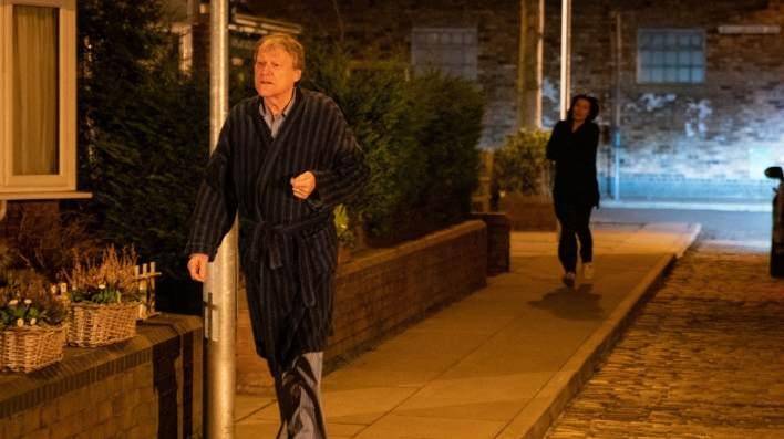 Roy and Carla- Coronation Street - ITV