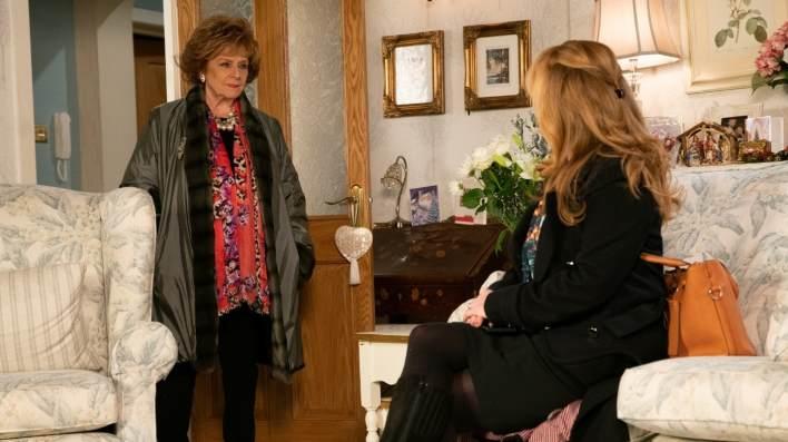 Rita and Jenny - Coronation Street - ITV
