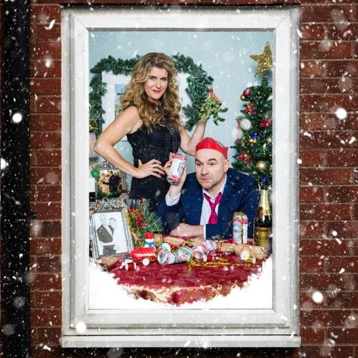 Gina and Tim - Coronation Street - ITV