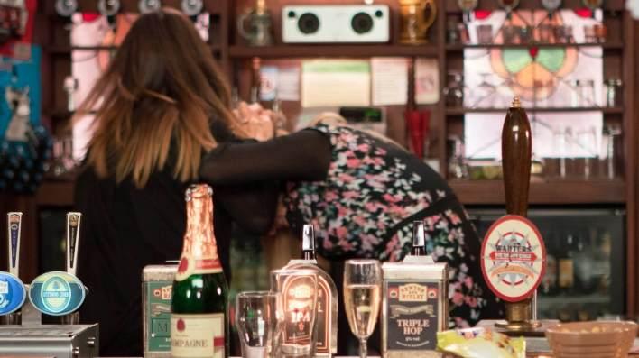 Michelle and Eva - Coronation Street - ITV