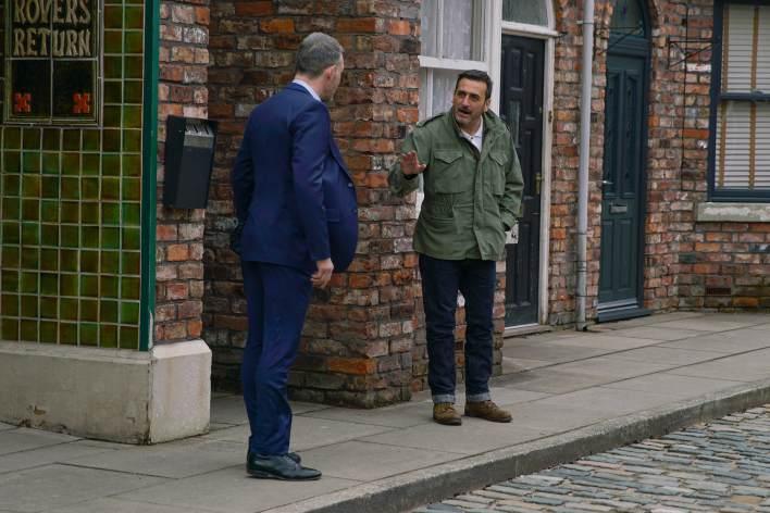 Nick and Peter - Coronation Street - ITV