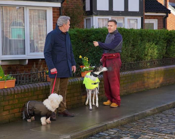 Tyrone and Arthur - Coronation Street - ITV