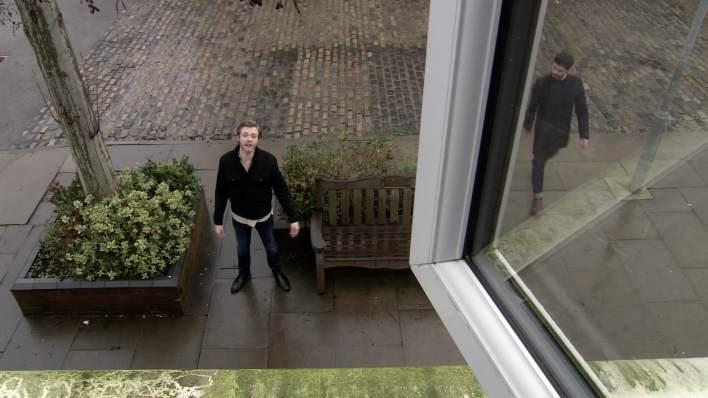 Daniel on the Street - Coronation Street - ITV