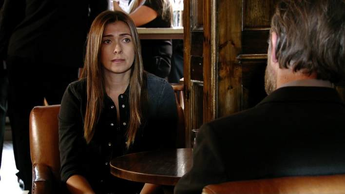 Michelle and Ronan - Coronation Street - ITV