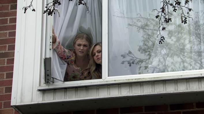 Bethany and Sarah - Coronation Street - ITV