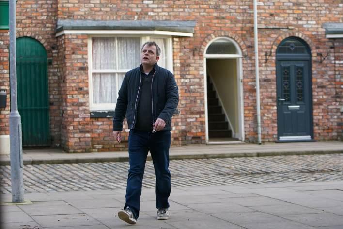 Steve - Coronation Street - ITV