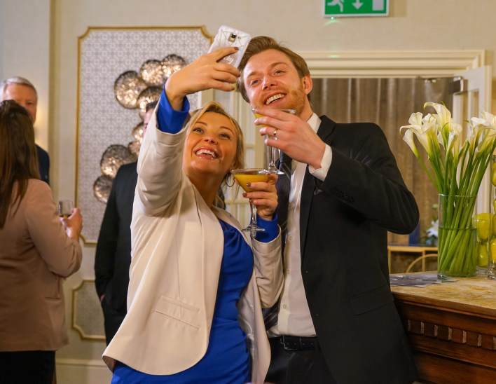 Daniel and Nicky - Coronation Street - ITV