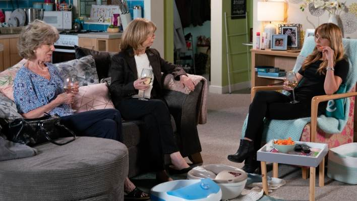 Maria, Audrey and Gail - Coronation Street - ITV
